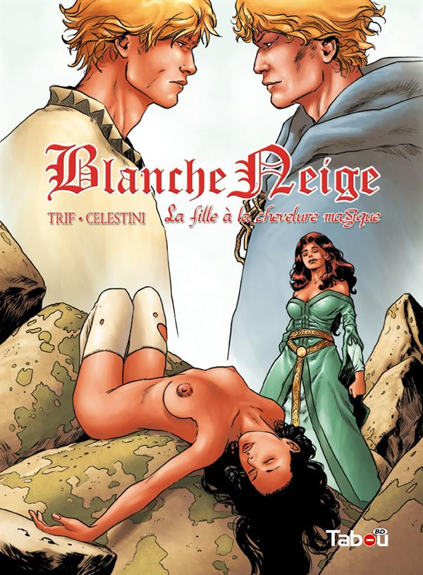 BLANCHE NEIGE TOME 3 Trif