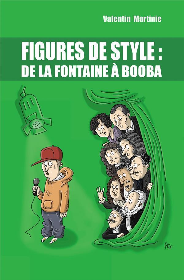 Figures de style : de La Fontaine à Booba