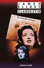 Vente Livre Numérique : Clandestin  - James Ellroy