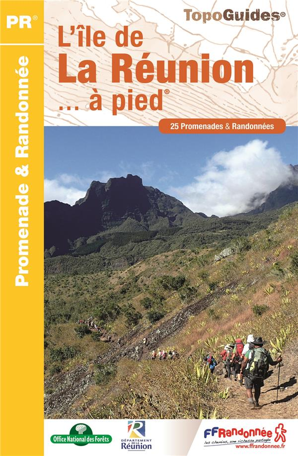 L'île de La Réunion... à pied