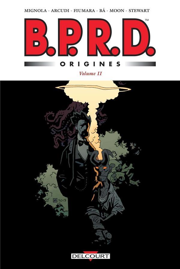 B.P.R.D. - origines T.2