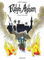 Couverture de Ralph Azham - Tome 3 - Noires Sont Les Etoiles