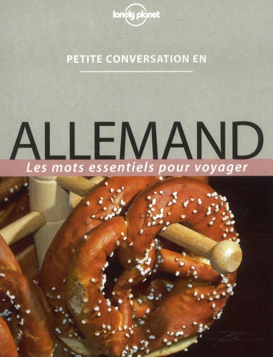 Petite conversation Allemand (4e édition)