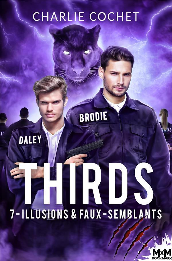 Thirds - t07 - illusions et faux-semblants - thirds, t7