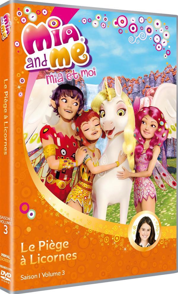 Mia and Me - Saison 1, Vol. 3 : Le piège à Licornes