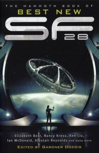 BEST NEW SF - BOOK 28