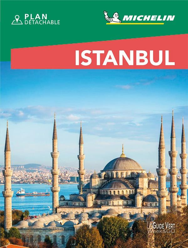 Le guide vert week-end ; Istanbul (édition 2019)