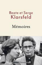 Vente Livre Numérique : Mémoires  - Serge Klarsfeld - Beate Klarsfeld