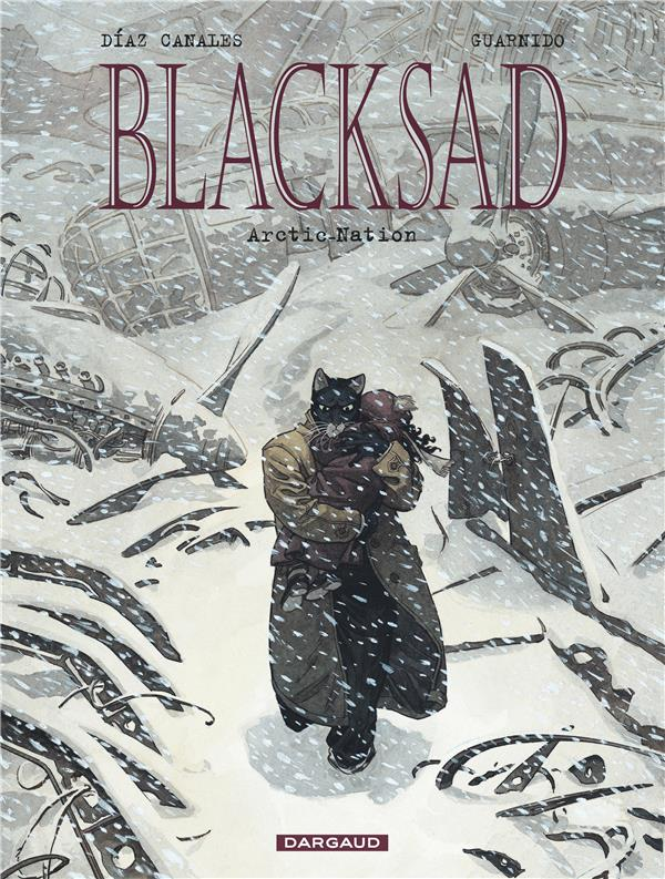 BLACKSAD  -  BLACKSAD T.2  -  ARCTIC-NATION DIAZ CANALES/GUARNID