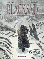 Couverture de Blacksad - Tome 2 - Arctic-Nation