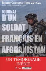 Vente Livre Numérique : Journal d'un soldat français en Afghanistan  - Nicolas Mingasson - Christophe Tran Van Can