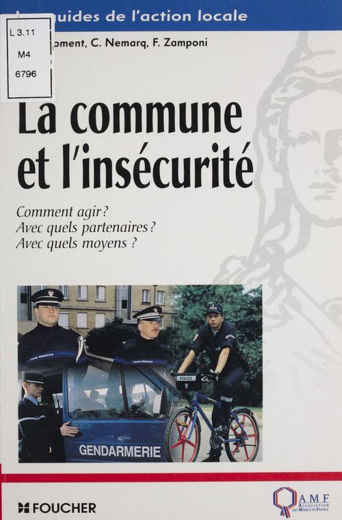 La Commune et l'Insécurité