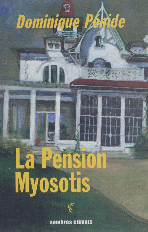 Pension les myosotis