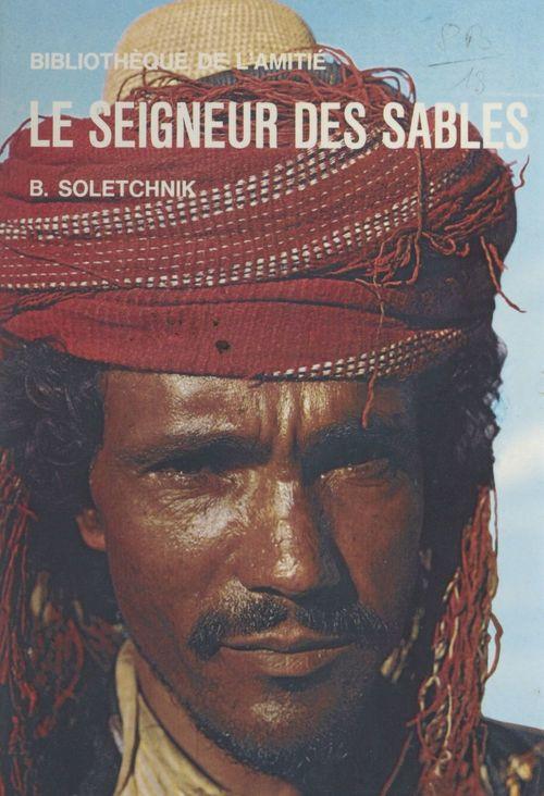 Le seigneur des sables