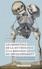 Vente Livre Numérique : Les monstres : de la mythologie à la biologie du développement  - Stéphane Louryan - Nathalie Vanmuylder