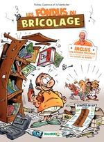 Vente Livre Numérique : Les fondus du bricolage  - Hervé Richez - Christophe Cazenove