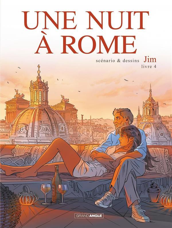 JIM  - UNE NUIT A ROME T.4