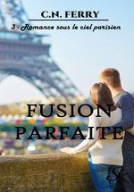 Romance sous le ciel parisien  - C.N. Ferry - Sharon Kena