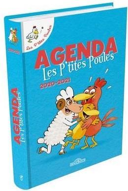 Les P'tites Poules ; agenda (édition 2020/2021)