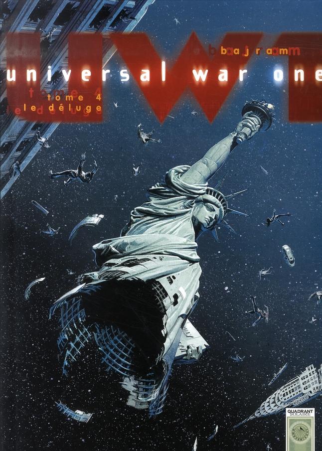 UNIVERSAL WAR ONE T04 - LE DELUGE BAJRAM-D