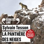Vente AudioBook : La panthère des neiges  - Sylvain Tesson