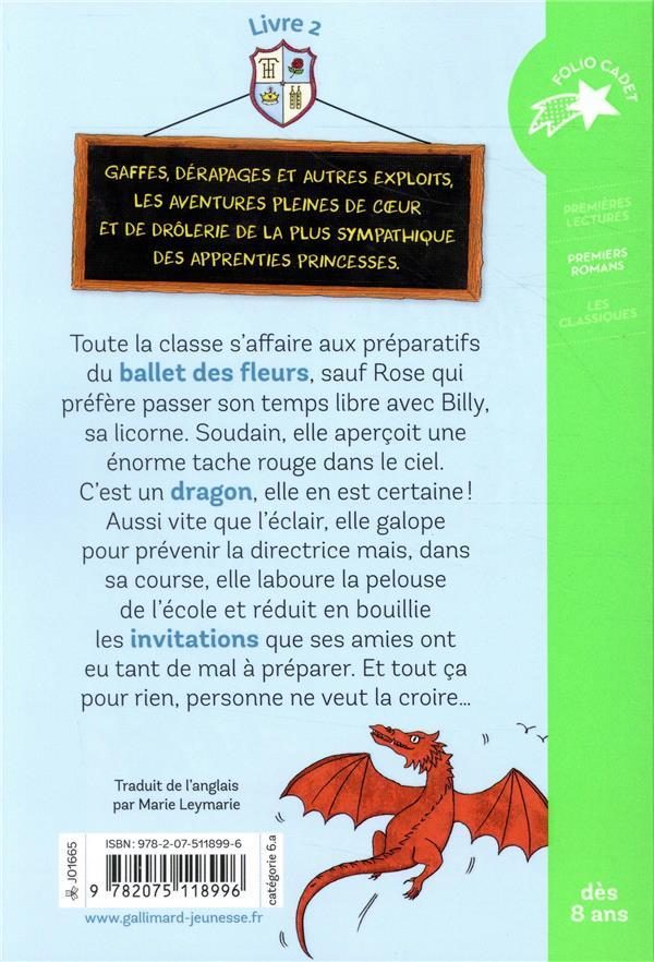 Princesse catastrophe T.2 ; deuxième trimestre à Hautes-Tours