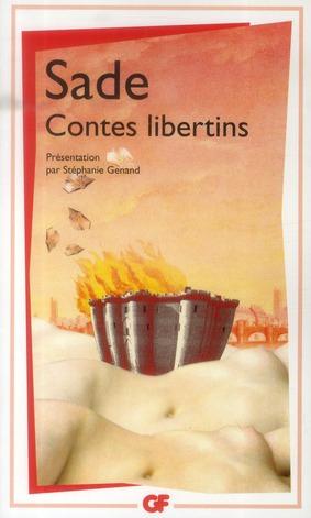 Sade Donatien Alphonse François de - CONTES LIBERTINS