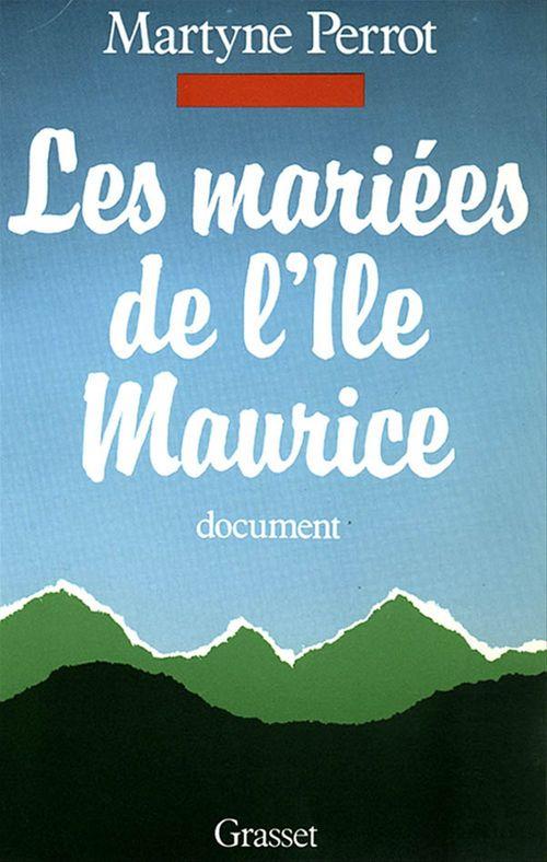 Les mariées de l'île Maurice