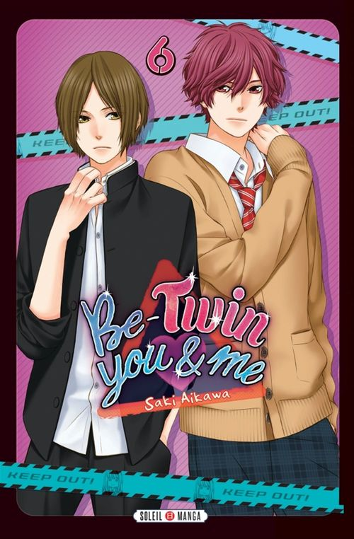 Be-twin you & me T.6