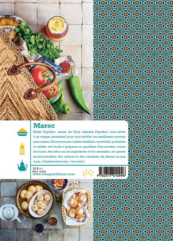 Maroc ; toutes les bases de la cuisine marocaine