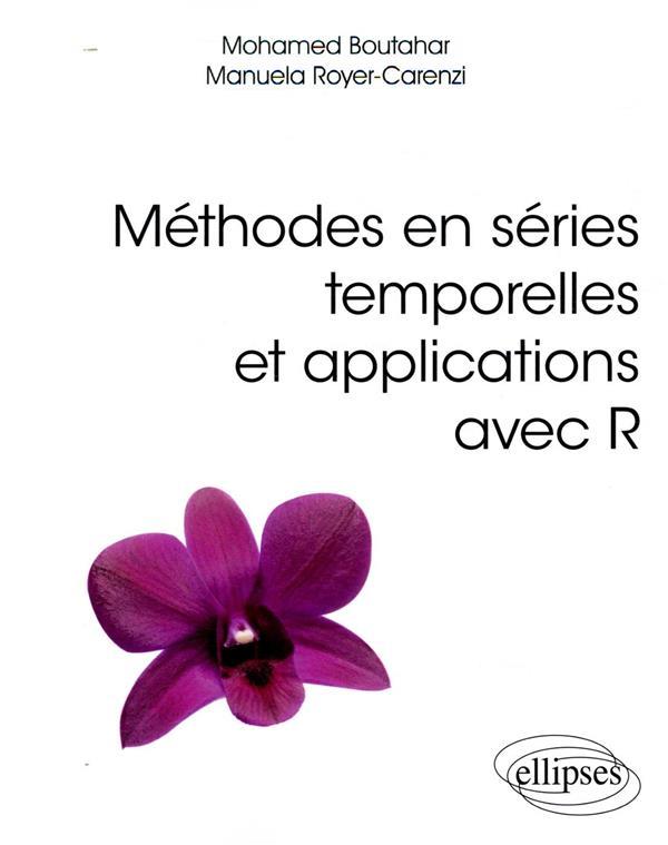 Méthodes en séries temporelles et applications avec R