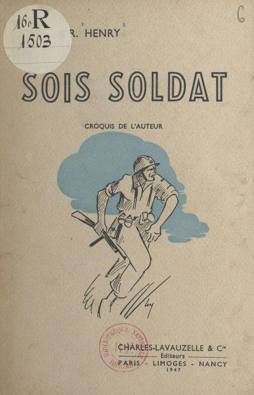 Sois soldat