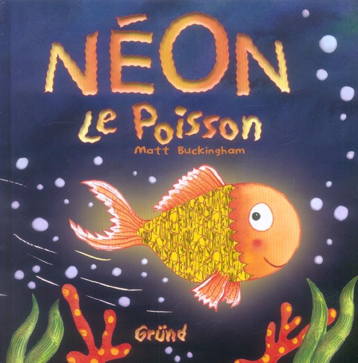Neon le poisson