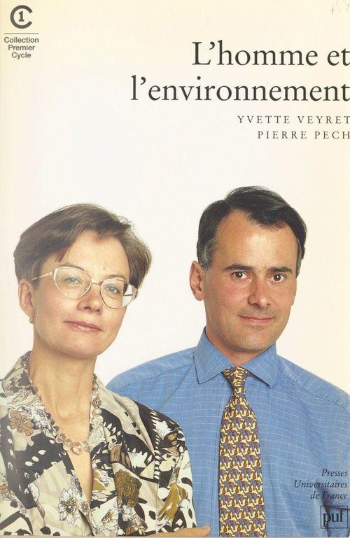 L'homme et l'environnement