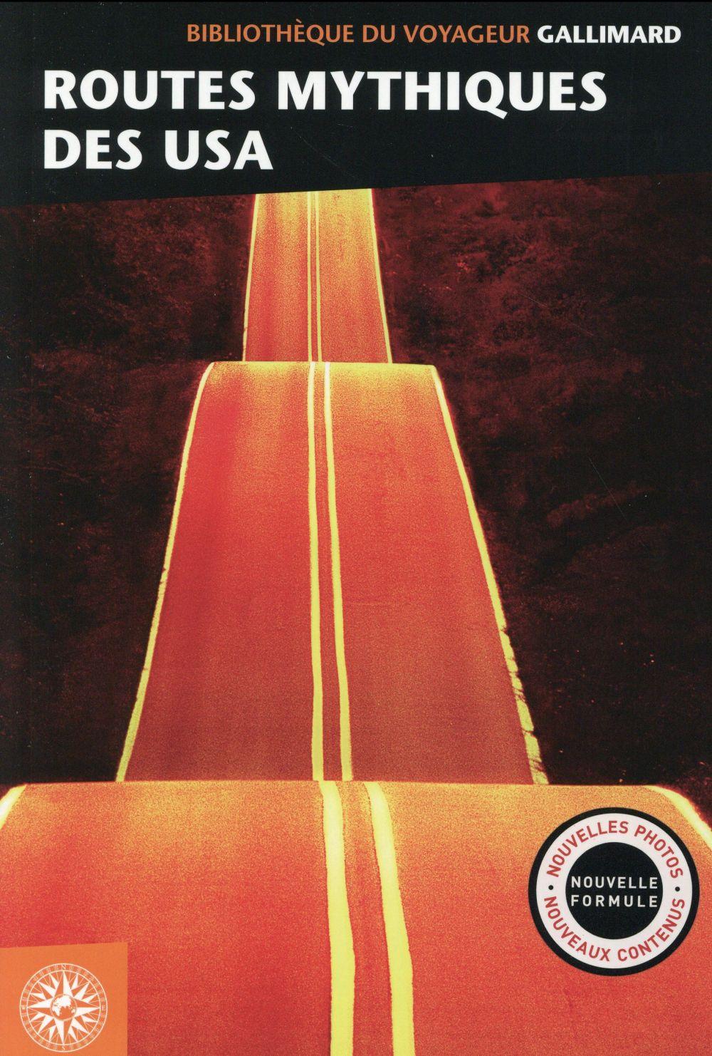 Routes mythiques des USA (édition 2014)