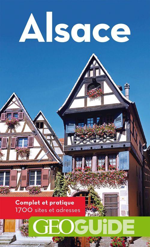 GEOguide ; Alsace (édition 2018)