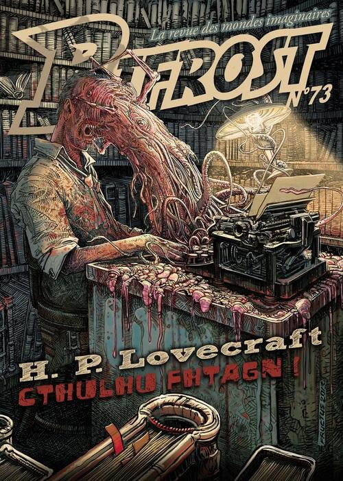 Bifrost T.73 ; spécial H. P. Lovecraft