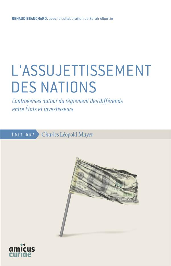 Le Reglement Des Differends Entre Multinationales Et Etats ; Les Alternatives A L'Arbitrage