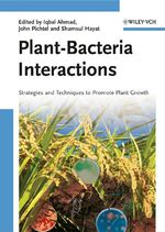 Plant-Bacteria Interactions  - Shamsul Hayat - Iqbal Ahmad - John Pichtel