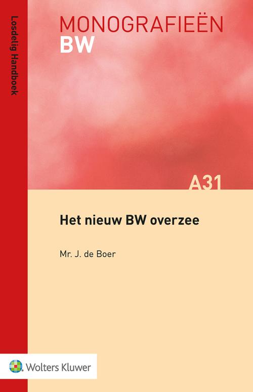 Het nieuw BW overzee