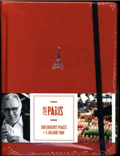 J''AIME PARIS CITY GUIDE