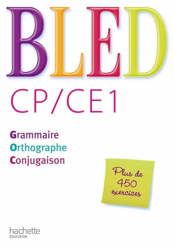 Bled; Cp/Ce1 ; Livre De L'Eleve (Edition 2009)