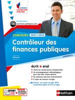 Vente EBooks : Controleur des finances publiques 2021/2022 - cat B - E-PUB 2021  - Élisabeth Simonin - Philippe Margenti - Patricia Pioz - J-C Noussigue