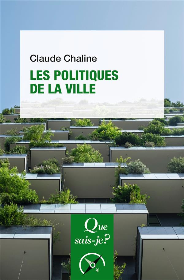 Les politiques de la ville (9e édition)