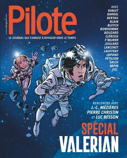 Pilote - Valérian - Pilote - Valérian