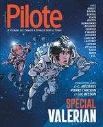 Vente Livre Numérique : Pilote - Valérian  - Pierre Christin - Jean-Claude Mézières
