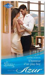 Vente EBooks : L'honneur d'un play-boy  - Sandra Marton