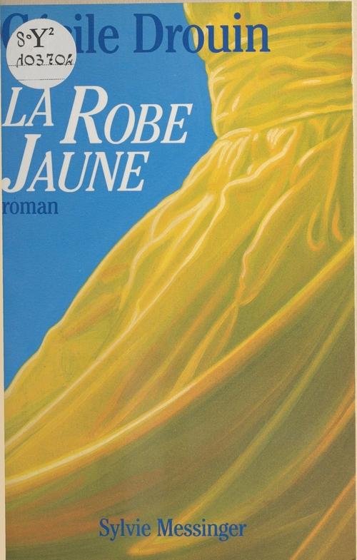 La robe jaune