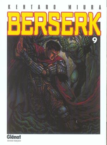 BERSERK - TOME 09 MIURA-K
