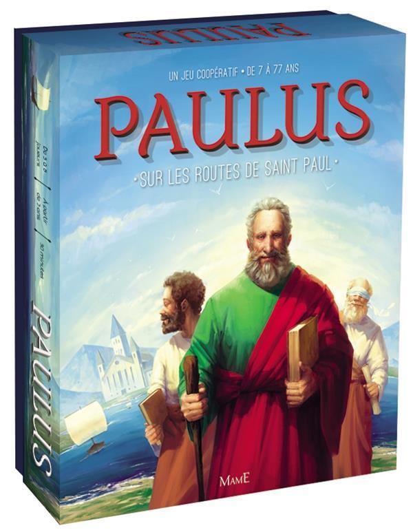 Paulus ; sur les routes de saint Paul